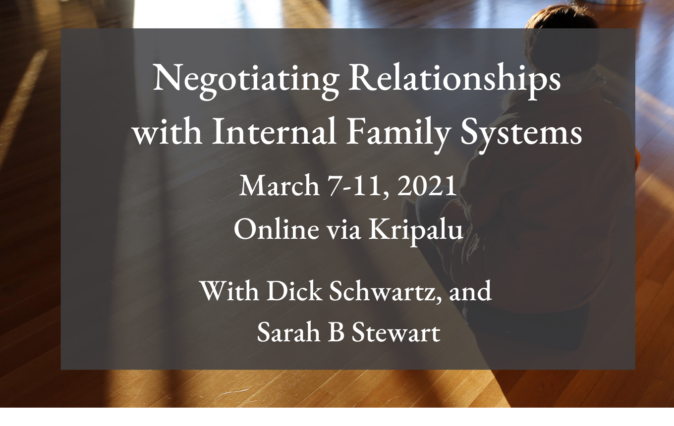 Negotiating Relationships with IFS