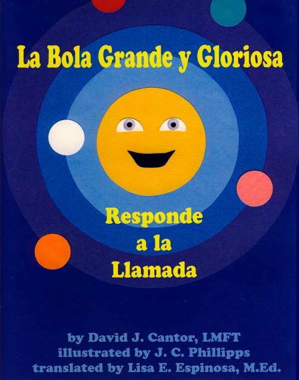 Big Bright Ball Book - Spanish Version