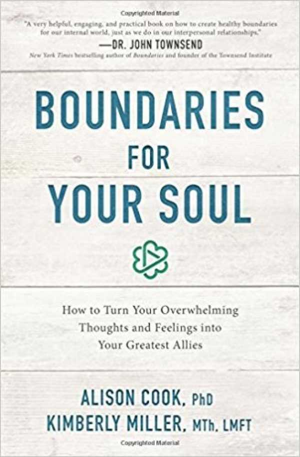 Boundaties for Your Soul