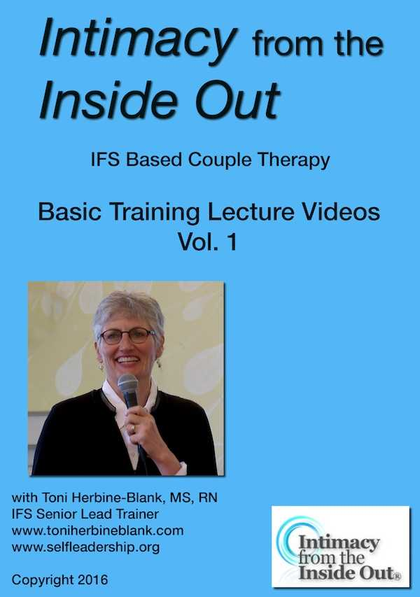 Intimacy from the Inside Out - Basic Training Vol 1