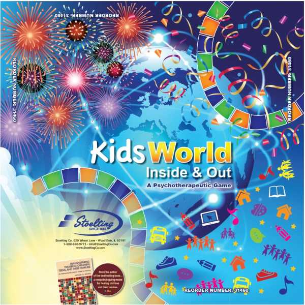 KidsWorld Game